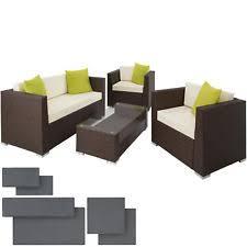 ebay gartenmobel set lounge sets aus polyrattan