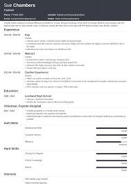 experience as a cashier cashier resume examples of job descriptions skills
