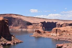 tapestry wall and warm springs canyon lake powell utah date unspecified photo courtesy of nathan zaugg st george news