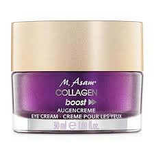 Collagen boosting eye cream