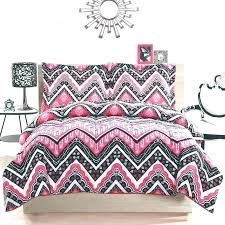 black and white chevron sheets grey bedding splendid comforter sets twin gray great deal on pink black and white chevron duvet cover