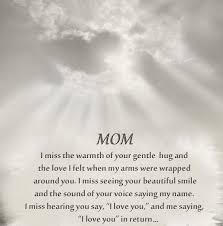Passed Away Quotes Impressive Mothers Day Quotes For Moms That Have Passed Away Images Happy