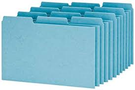 Tabbed Index Cards 4x6 Amazon Com Oxford Index Card Guides With Blank Tabs 4 X 6 Inches