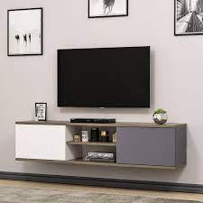 AYZE TV ÜNİTESİ DUVARA MONTE Fiyatı ve Özellikleri - GittiGidiyor