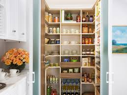 Kitchen Pantry Shelving Pantry Cabinet Plans Pictures Ideas Tips From Hgtv Hgtv