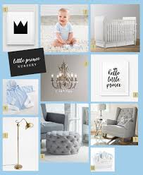 csb little prince nursery inspiration