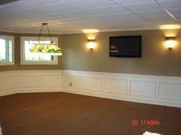 finished basement lighting. Drop Finished Basement Lighting