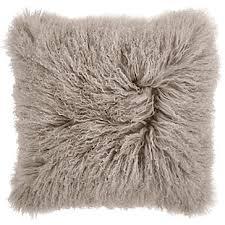 mongolian fur pillow. Contemporary Mongolian Mongolian Pillow And Fur