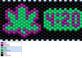 Kandi Patterns Best Kandi For HarukaBerry 48 By DanceDanceCool On DeviantArt