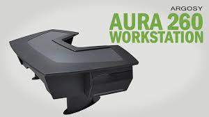 aura 260 workstation by argosy