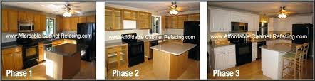 bathroom cabinet refacing before and after. Bathroom Cabinet Refacing Three Phases Reface Cabinets Before After Photos Affordable Kitchen And C