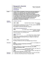 Quick Resume Template Gfyork Intended For All Best Cv Resume Ideas