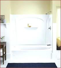 58 inch bathtubs bathtub inserts tub shower combo and bath for 58 inch bathtubs
