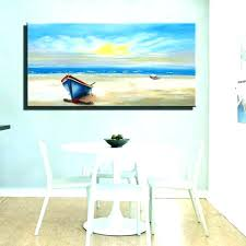 3 piece framed wall art australia beach themed artwork not canvas print modern painting paintings gallery
