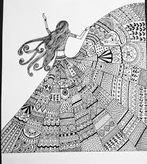 Art Doodle Buy Doodle Art Painting At Lowest Price By Geeta Kwatra