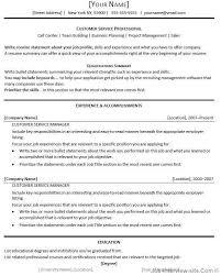 Resume Headline Examples The Best Resume