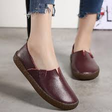 women s flat shoes women s shoes 2018 fashion women s casual bean shoes women s non slip outdoor