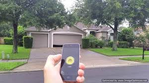 keep reading to understand how you can control your garage door right from your mobile phone