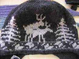 Punk Rawk Purl Knitting Naughty Deer