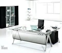 office depot glass computer desk. desk frosted glass top l shaped modern executive computer office depot