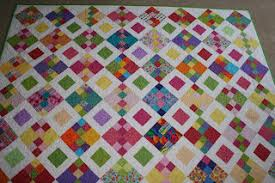 crazy mom quilts: Quilt/Block Tutorials & Stacked Coins Baby Quilt Adamdwight.com