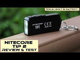 <b>Nitecore TIP 2</b>: Review & Test - YouTube