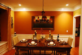 Delighful Dining Room Paint Ideas With Accent Wall Color For Inspiration Decorating