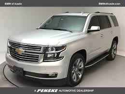 2015 Used Chevrolet Tahoe 2WD 4dr LTZ at BMW of Austin Serving ...