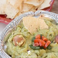 holy moly the best guacamole ever