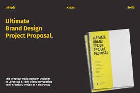 Design Proposal Ultimate Brand Design Proposal By BizzC Design Bundles 17