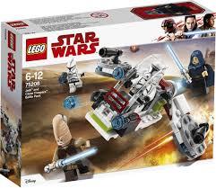 <b>LEGO</b> Star Wars 75206 <b>Боевой набор</b> джедаев и клонов ...