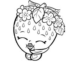 Small Picture 21 best Shopkins coloring pages images on Pinterest Shopkins