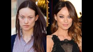 makeup miracles celebrities without before and after parison