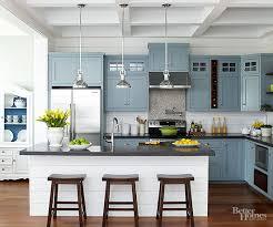 kitchen color decorating ideas. Choose Colorful Cabinetry Kitchen Color Decorating Ideas S