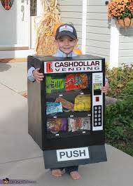 Diy Vending Machine Costume Awesome Vending Machine Costume