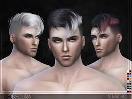 stealthic obscura male hair
