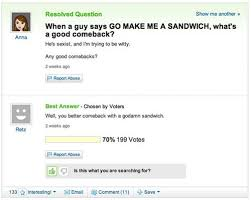 re yahoo answers fail pilation