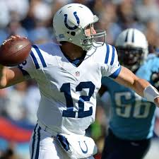 Tennessee Titans Depth Chart 2012 Colts Defeat Titans In Overtime 19 13 Thanks To Andrew Luck