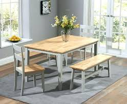 dining set bench style. full image for dining table bench seat dimensions and set singapore style e