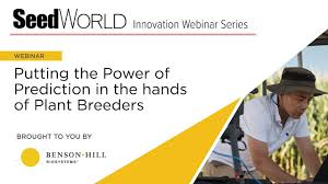 Innovation Webinar Series: Putting the Power of Prediction in the ...