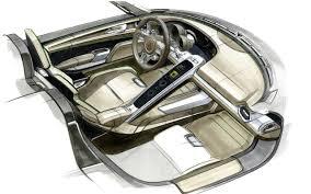 Exterior Car Body Design Porsche 918 Spyder Interior Design Sketch Car Body Design