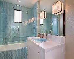 bathroom floor tile blue. Beautiful Bathroom Tile White Floor Gray Wall Blue