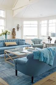 Blue And Green Living Room 25 best blue rooms decorating ideas for blue walls and home decor 6687 by xevi.us
