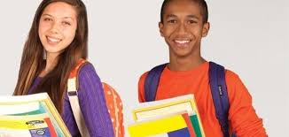 Teens Collage Learning High School Life Skills Helps Success In College