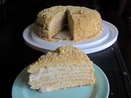 Russian Honey Cake Recipe For Baking Partners Challenge