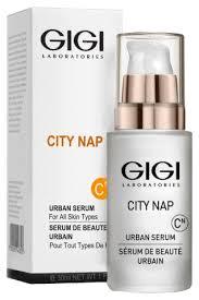 Gigi City NAP Urban Serum Скульптурирующая <b>cыворотка для лица</b>