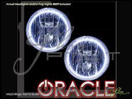 oracle 06 10 hummer h3 ccfl halo rings fog lights bulbs