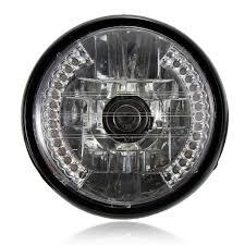 Đèn tròn 7 inch cho xe máy đèn pha đèn pha tín hiệu rẽ led + khung gắn,  dành cho honda yamaha suzuki kawasaki - Sắp xếp theo liên quan sản phẩm