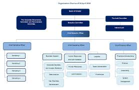 30 Actual Organisation Chart Of A Public Limited Company