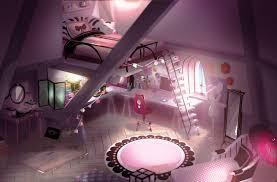 Ladybug Bedroom Marinettes Room Miraculous Ladybug Wiki Fandom Powered By Wikia